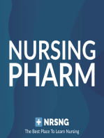 Atenolol (Tenormin) Nursing Pharmacology Considerations