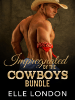 Impregnated By The Cowboys Bundle