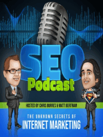 Google Analytics, 301 Redirects and CTA's - #seopodcast 113
