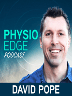 Physio Edge 057 Advanced Running Tests & Optimising Performance with Tom Goom