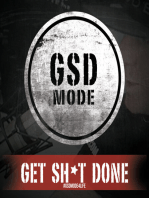 """""""How To Build World Class Presentations & Close More Sales"""" GSD Mode Podcast with Dustin Matthews"""