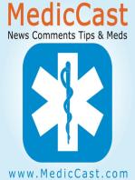 Penetrating Trauma, Crush Injury and MedicCast Episode 435