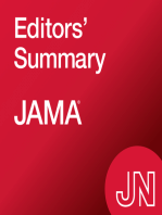 Hypertension control with a systems QI initiative, urinary albumin excretion and CHD, clinical diagnosis of OSA, and more.