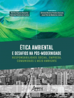 Ética Ambiental e Desafios na Pós-Modernidade