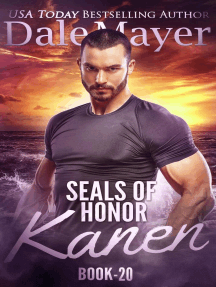 Kanen: SEALs of Honor, #20
