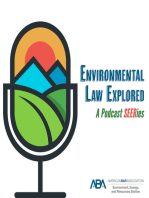 EPA Audit Policies and Voluntary Disclosure Process