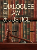 Dialogues #1 - The Roberts Court and Natural Law