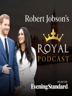 On the road with the royals