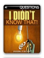 Sexual evolution, Philosophy of evolution, Soil as evolution, Got pork?