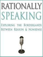Rationally Speaking #18 - Evolutionary Psychology