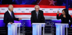 2nd Democratic Primary Debate Matchups Set