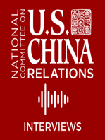 Carl Minzner on the Breakdown of China's Reform Era Norms