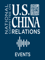 Henry Kissinger and Madeleine Albright on U.S.-China Relations