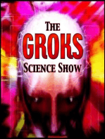 Geek Cooking -- Groks Science Show 2010-11-24
