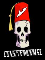 Conspirinormal Episode 232- Christopher K Coleman (Strange Tales of the Dark and Bloody Ground)