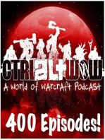 Ctrl Alt WoW Episode 540 - Brewing the harvest or harvesting the brew, wait.. WHAT????