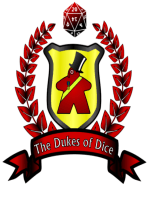 Dukes of Dice - Ep. 201 - Ground Control to Mastermind