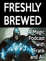 Freshly Brewed, Episode 35 - Shadows Set Review, Part 1