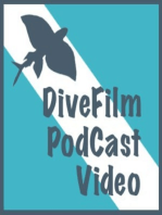 """DiveFilm Episode7 - """"Sharks and Their Kin with Marty Snyderman"""""""
