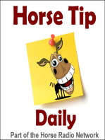 1297 – Half Halt Tips and Reminders