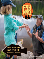 Fish Nerds Episode 141 The New England Fishing and Outdoor Expo