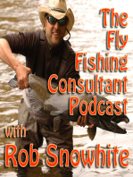 S01E54 Fly Fishing Small Mountain Streams For Brooktrout
