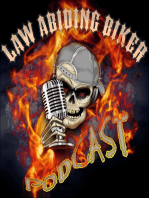 """LAB-112-The Alliance-Law Abiding Biker/Motorcycle Clubs-Guest Paul """"Pablo"""" Harnett 