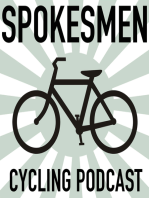 The Spokesmen #166 - Get out there and ride!