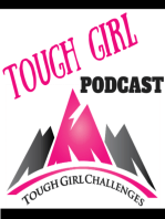 """Tough Girl - Jessica """"Dixie"""" Mills - Thru-hiked the full length of the Appalachian Trail!"""