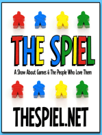 The Spiel #42 - Yo! Hemp Chicken