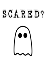 SCARED? 16 - Your Stories - Part One