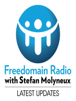 """4383 """"I Cannot Find a Nice Nigerian Girl!"""" Freedomain Call In"""