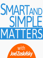 """When """"Being"""" Your Way into Action Is Better Than Thinking with Julie Gray – SASM 115"""