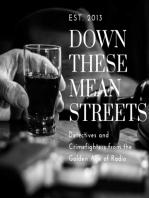 Episode 4 - The Gargantuan Gourmet (New Adventures of Nero Wolfe)