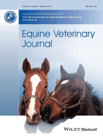 EVJ Podcast,No 13,April 2016 - Proximal suspensory desmopathy in hindlimbs (S Dyson) & A comparison of arthroscopy to ultrasonography for identification of pathology of the equine stifle (L Goodrich)