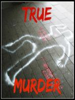 A MURDER IN MY HOMETOWN-Rebecca Morris