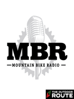 "Bikepacker Radio - ""Billy Rice - Tour Divide, Nutrition, Training, Endurance"""