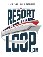 ResortLoop.com Episode 408 - We Talk With Pixar On Our 4th Anniversary!!!