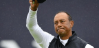 Tiger Woods Misses The Cut At The British Open