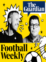Football Leaks, Champions League and a chat with David Squires – Football Weekly Extra