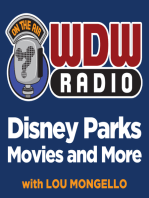 WDW NewsCast - December 21, 2011 - WiFi, Food and Holidays at Disney World