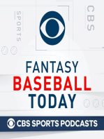 10/11 Fantasy Baseball Podcast