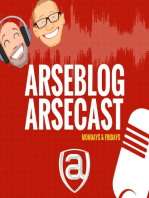 Arseblog arsecast Episode 8, the one with no witty title