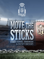 Antonio Brown Trade Reaction, DJ's Latest Top 50 List and Parris Campbell Interview
