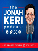 Alex Speier (Jonah Keri Podcast 10/31)