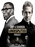 Full Show (OBJ backlash, Cowboys, Lamar Jackson, Warriors/Rockets, LeBron James)