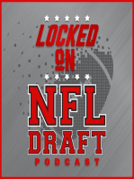 Locked on NFL Draft - 9/21/18 - A King Is Born In Cleveland