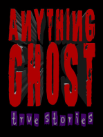 Anything Ghost Show #256 - Stuck in Limbo, An Old House with Knockings, Bangs and Screams, A Cockatoo with an Attitude, and Other True Stories!
