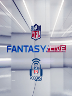 NFL Fantasy Live - November 27, 2012 Hour 1