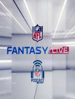 Championship Sunday NFL Fantasy Live Hour 2
